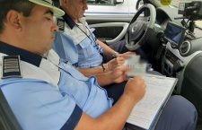 41 de permise de conducere reținute și 35 de certificate de înmatriculare retrase de polițiști săptămâna trecută
