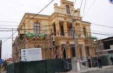 """""""Poșta Veche"""" din Călărași își recapătă strălucirea de altădată prin fonduri europene"""
