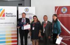 Primăria Călărași, premiată la Conferința Internațională Inovație și Calitate în sectorul public