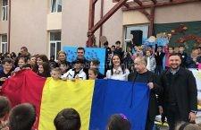 La Şcoala Mircea Vodă Călăraşi copiii învaţă să se implice pentru un Mediu sănătos