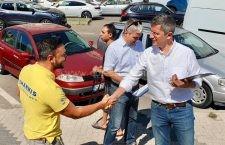 Dragoș Coman: Salut decizia Alianței USR PLUS de a-l susține pe Klaus Iohannis în turul 2