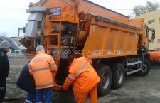 Drumarii au intervenit azi noapte pe șoselele din Călărași. Cum se circulă în această dimineață