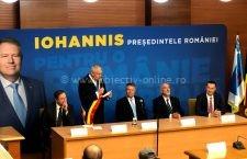 Diferență de peste 4.500 de voturi între Iohannis și Dăncilă în municipiul Călărași