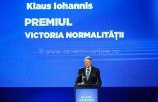 Klaus Iohannis: PSD este motivul pentru care România nu s-a dezvoltat mai mult și mai bine