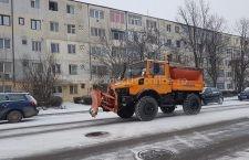79 de utilaje pregătite pentru deszăpezire în municipiul Călăraşi… când va ninge