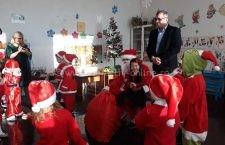 """Luna decembrie a fost plină în ceea ce priveşte activităţile extraşcolare la Liceul Tehnologic """"Matei Basarab"""" Mânăstirea"""