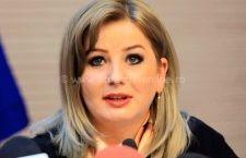 """Senator Roxana Pațurcă: """"Vă mai întreb o dată, domnule Cîțu: unde merg banii pe care îi împrumutați?"""""""