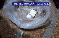 Doi bărbați din municipiul Călărași, reținuți pentru trafic de cocaină