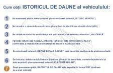 Nou la RAR! Istoricul de daune al vehiculelor!