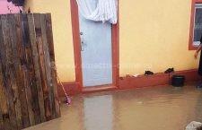 Mai multe gospodării din județul Călărași inundate după ploile de ieri