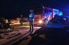 Accident rutier între Dâlga și Dor Mărunt cu victimă încarcerată