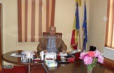 Aurel Gazu şi-a preluat noul mandat de primar al comunei Curcani