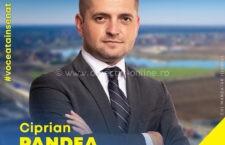 """Ciprian Pandea: """"Educația va fi una din prioritățile mandatului meu de senator"""""""