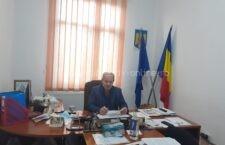 """Vasile Matei: """"Am obţinut avizele necesare introducerii reţelei de gaz în comună"""""""