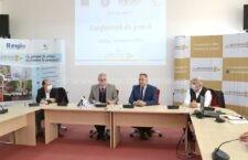 Primarul Costel Boitan a semnat contractul de finanţare pentru modernizarea Şcolii Gimnaziale Nr.1