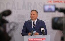 Vasile Iliuță, președinte CJ Călărași: Îi vom face plângere penală prefectului