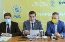 Emil Dumitru, președinte PNL: Cetățenii din localitățile care au primit zero lei de la CJ să judece actuala conducere