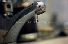 Astăzi, între orele 10.00-13.00, va fi oprită apa în câteva zone din municipiul Călărași