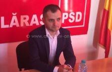 Ciprian Pandea, președintele PSD Călărași, nu îl mai susține pe Liviu Dragnea