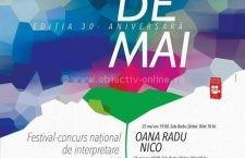 25-27 mai/Direcția 5 și Luminița Anghel vin la Flori de Mai 2018