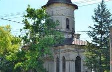 """Monument istoric și arhitectural, Biserica """"Sfântul Mare Mucenic Dimitrie"""" din Mânăstirea va fi reabilitată cu fonduri europene"""