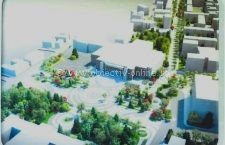 Primăria Călărași/Proiect cu finanțare REGIO pentru modernizarea zonei centrale a municipiului Călărași