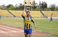 Valentin Alexandru, primul în topul golgeterilor Ligii a 2-a cu 24 de reuşite