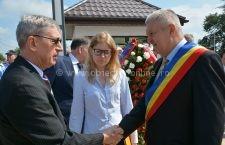 Ambasadorul Federației Ruse, prezent la sfințirea Cimitirului Eroilor Sovietici din Călărași