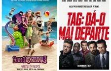 Filmele acestui week end la Cinema Călărași