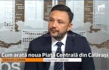 """Dragoş Coman: """"Noua Piaţă Centrală va fi un edificiu arhitectural de referinţă în zonă"""""""