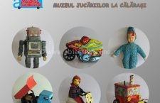 """""""Joaca-i de când lumea"""", expoziție de jucării la Muzeul Dunării de Jos"""