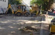 Primăria Călăraşi continuă amenajarea parcărilor de reşedinţă