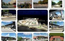 S-a semnat contractul de lucrări pentru Piața Centrală Călărași