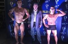 Culturişti călărăşeni, campioni cu echipa României la Cupa Mondială IFBB Cluj