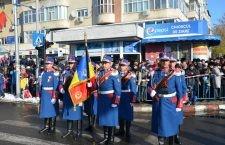 Video | Parada militară de Ziua Națională a României în municipiul Călărași