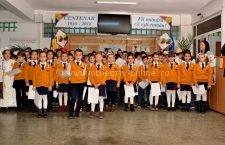 """""""Centenar – Fii mândru că ești român!"""",eveniment organizat de Școala N. Titulescu"""