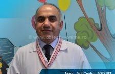 O şansă la viaţă pentru copiii bolnavi de cancer, renumit oncolog pentru copii din Turcia vine în România