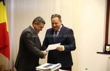 Gheorghe Drăgănică este director interimar la DGASPC Călărași