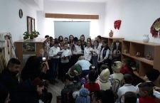 Unirea Principatelor Române sub Alexandru Ioan Cuza, marcată de elevii Şcolii Gimnaziale Iancu Rosetti