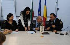 Dispeceratul ISU Călărași va fi modernizat cu fonduri transfrontaliere