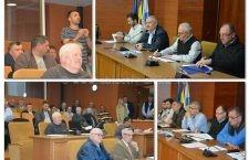 Reprezentanții Primăriei Călărași au discutat cu cetățenii despre serviciile de apă și gunoi