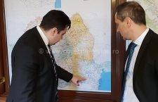Deputatul de Ialomița, Ștefan Musoiu, anunță că la sfârșitul anului va demara licitația pentru execuția pasajului de la Drajna