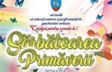 Primăria Călărași | Sărbătoarea Primăverii, spectacol – concurs dedicat școlilor din municipiu