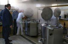 Spitalul Județean Călărași are noi dotări la blocul alimentar