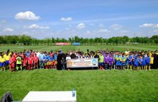 """""""Cupa Tinereții"""" la fotbal, bucurie pentru copiii din Protopopiatul Lehliu"""