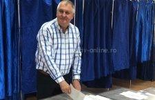 """Dan Drăgulin: """"Am votat astăzi pentru oameni care să reprezinte cu cinste România"""""""