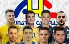 AHC Dunărea Călărași și-a întărit lotul cu opt jucători pentru sezonul 2019-2020