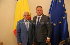 """Ministrul Agriculturii și președintele CJ Călărași au semnat contractul pentru proiectul """"Construire adăpost pescăresc Dunărean"""""""