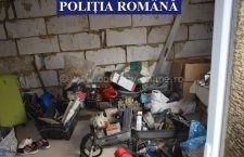 Video | Hoți din Modelu și Roseți au furat bunuri din Germania de 2,4 mil. euro. Polițiștii germani au asistat la percheziții