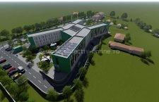 Spitalul Săpunari va avea un corp nou. Președintele CJ, Vasile Iliuță, a semnat contractul de finanțare